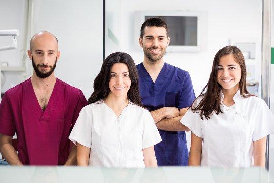 Equipo Clínica Dental Colón