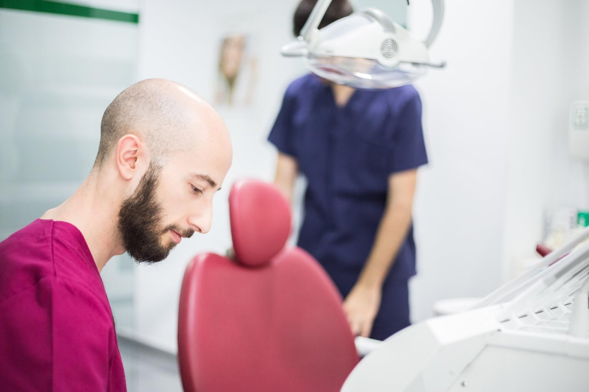 Dentistas profesionales y experimentados