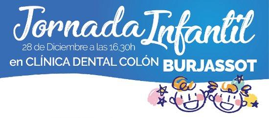 Jornada Infantil - Clínica Dental Colón Burjassot
